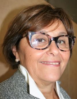 Madame Gilda Routy, presidenta del Salón del libro de Montreal. Foto: Patricia Morales Betancourt