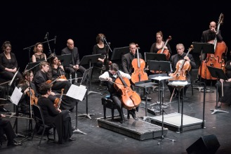 i Musici avec Stéphane Tétreault, violonchelo Stradivarius