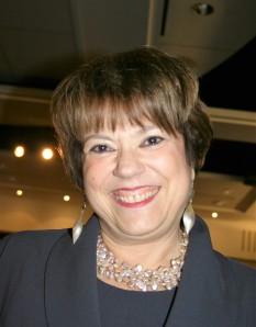 Hlélene David, Ministra REsponsable de la Educación Superior. Foto: Patricia Morales Betancourt