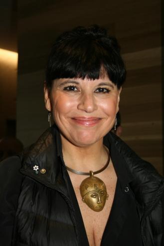 Directora del Museo de Bellas Artes, Nathalie Bondil. Foto: Patricia Morales Betancourt