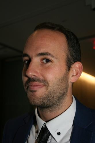 Thomas Bastien, chef de educación y de la acción cultural. Foto: Patricia Morales Betancourt