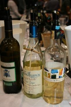 Vinos italianos. Foto: Vinos italianos