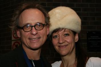 Anne Lapierre et Bruno Chouinard