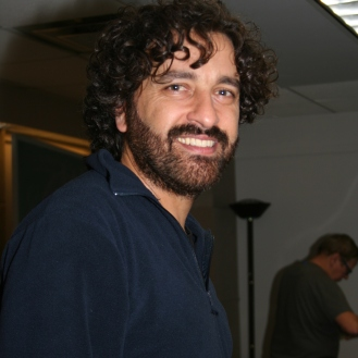 "Percusionista, David ""el Chupete"" Rodríguez"