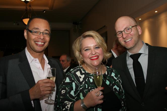 Michael McMahon y la Soprano Karina Gauvin
